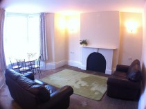 Large Living Room, Feature Fireplace