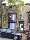 1 bedroom top floor apartment in Central Buxton